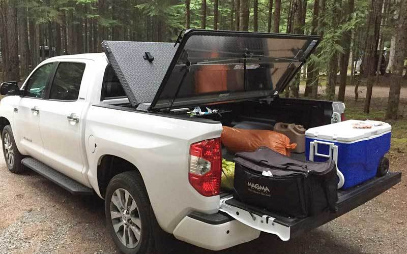 Toyota Tundra Tonneau Cover Review