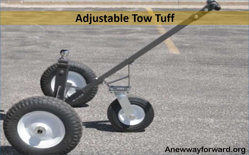 Tow Tuff HD Dolly Adjustable review
