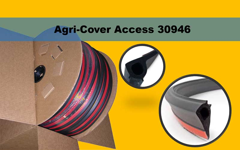 Agri-Cover Access 30946 TrailSeal Tailgate Gasket review