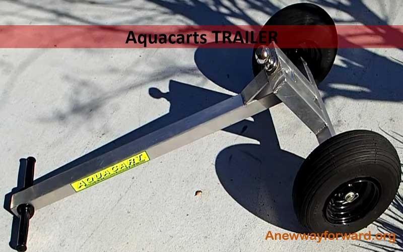 Aquacarts TRAILER DOLLY review