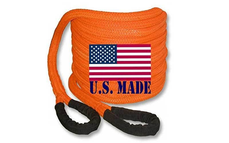 BILLET4X4 Kinetic Recovery Rope review