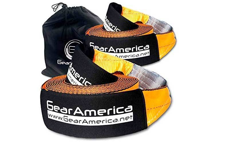 GearAmerica 2PK Recovery Tow Straps review