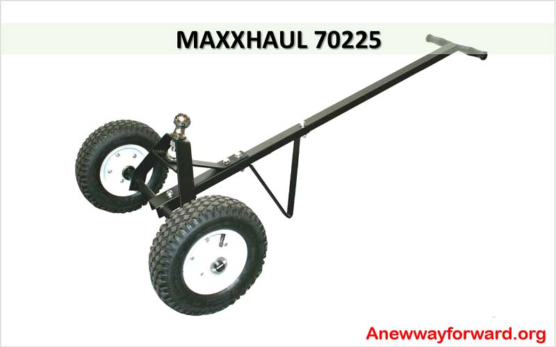 MAXXHAUL 70225 Trailer Dolly review