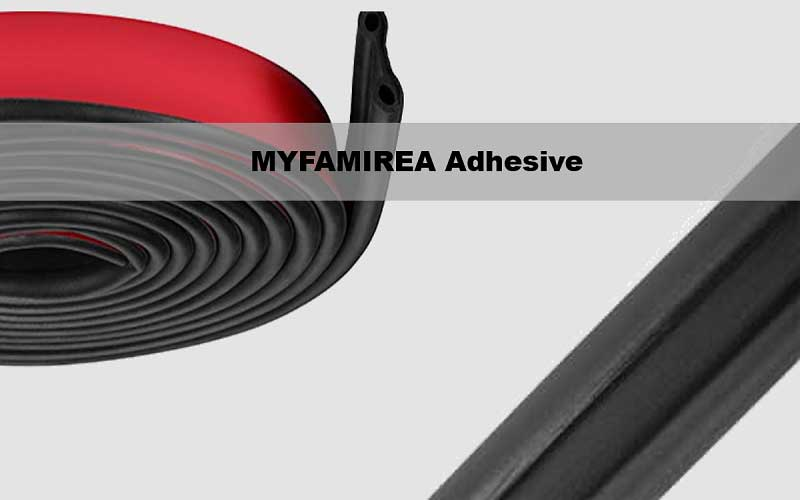 MYFAMIREA Adhesive Tailgate Seal review