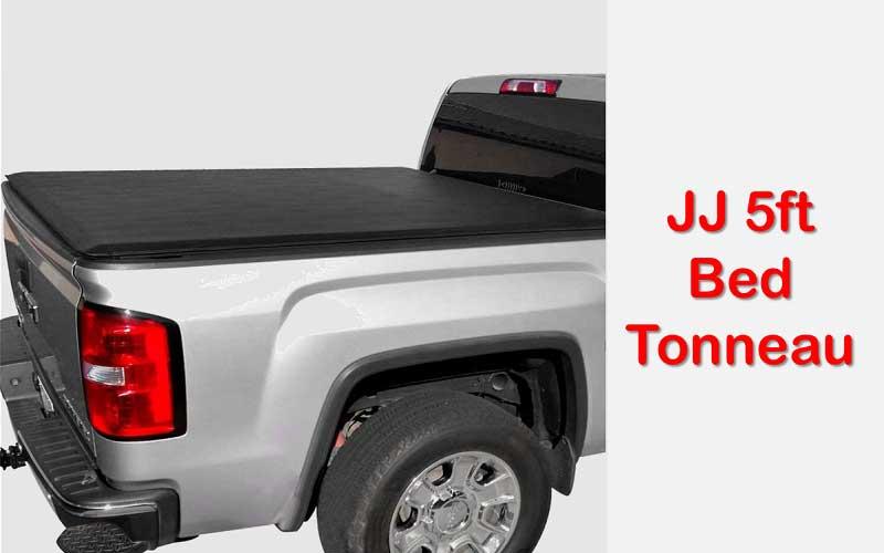 JJ 5ft Bed Tonneau Cover Review