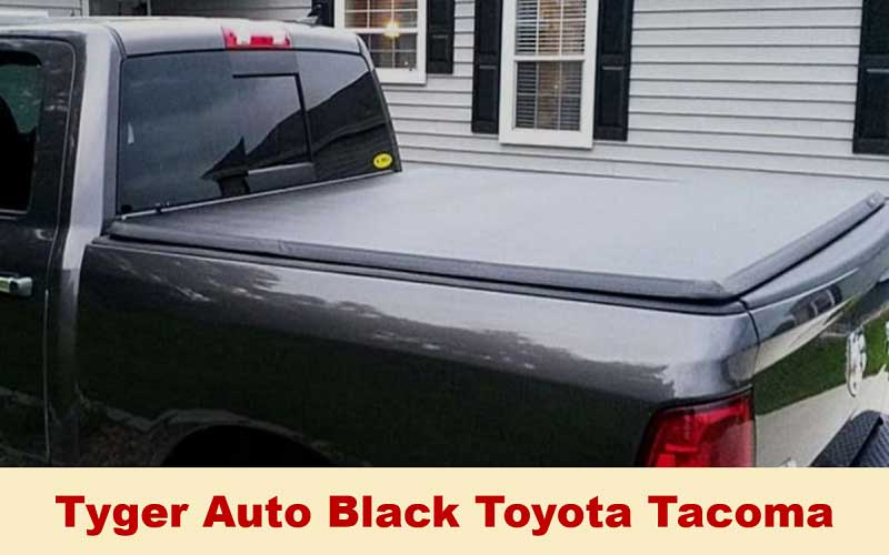 Tyger Auto black tyota tacoma review