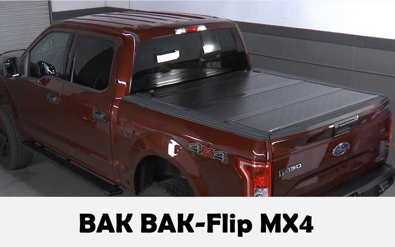 BAK BAKFlip MX4 Truck Bed Tonneau Cover Review