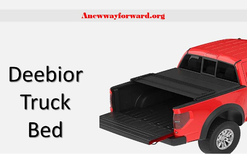 Deebior Truck Bed Tonneau Cover review