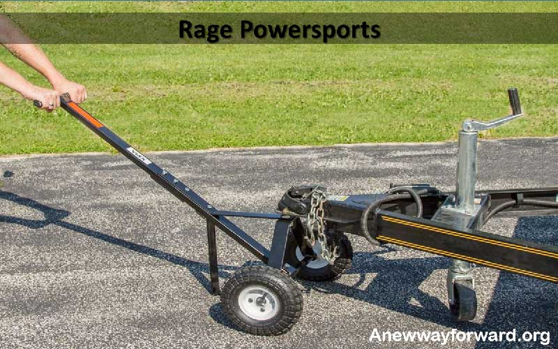 Rage Powersports Trailer Dolly review