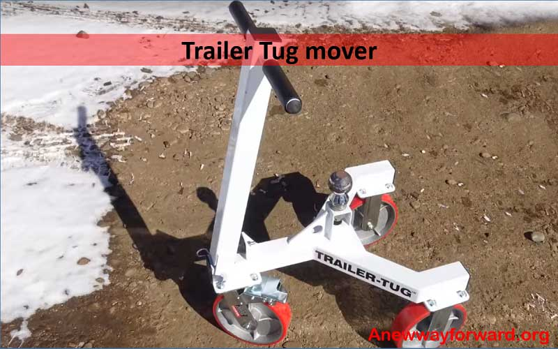Trailer Tug Mover review