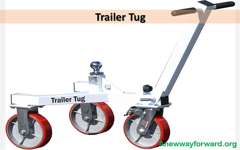 Trailer Tug Trailer Mover for RV review