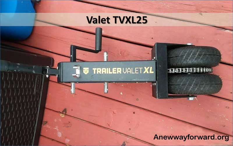 Valet TVXL25 Trailer Dolly review
