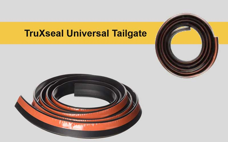 TruXseal Universal Tailgate Seal review
