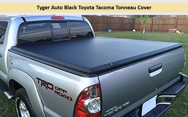 Tyger Auto Black Toyota Tacoma Review