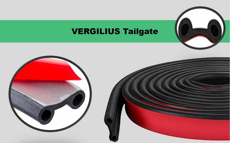 VERGILIUS Tailgate Seal review