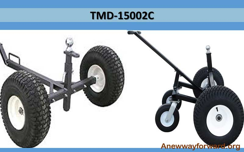 Tow Tuff TMD-15002C Trailer Dolly review