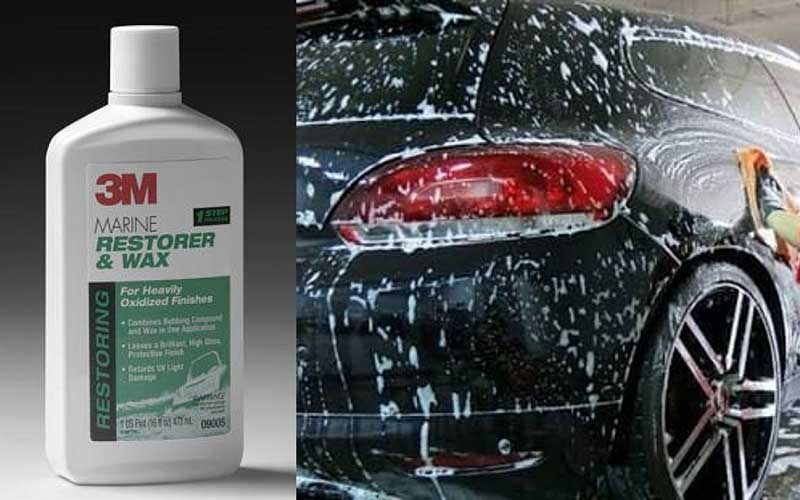 3M Marine Restorer and Wax review