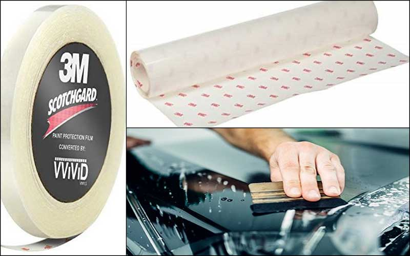 3M Scotchgard Clear Paint Protection Bulk Film Roll review