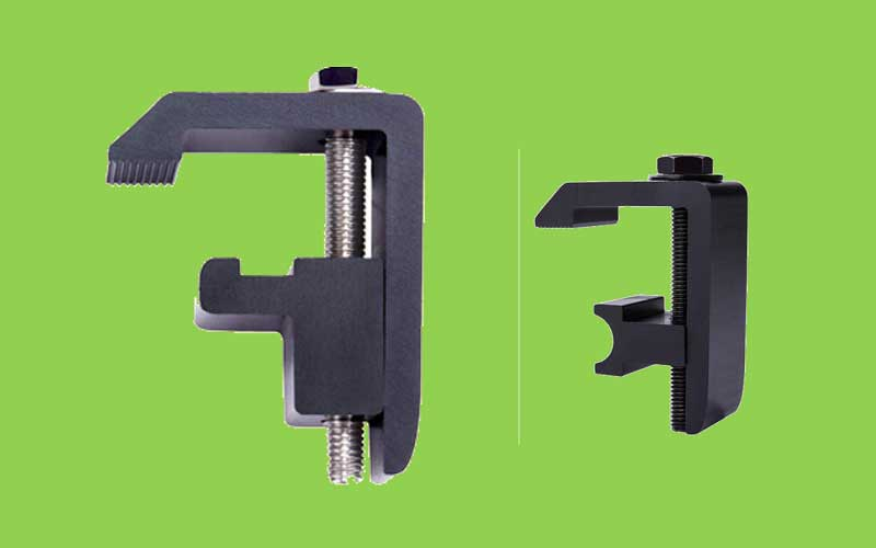 AA-Racks P-AC-04N Utility Track System Mounting Clamp review