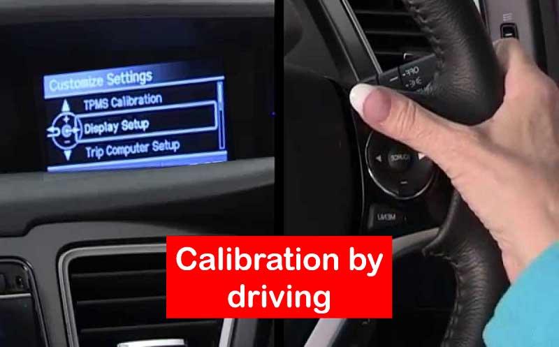 Automatic calibration