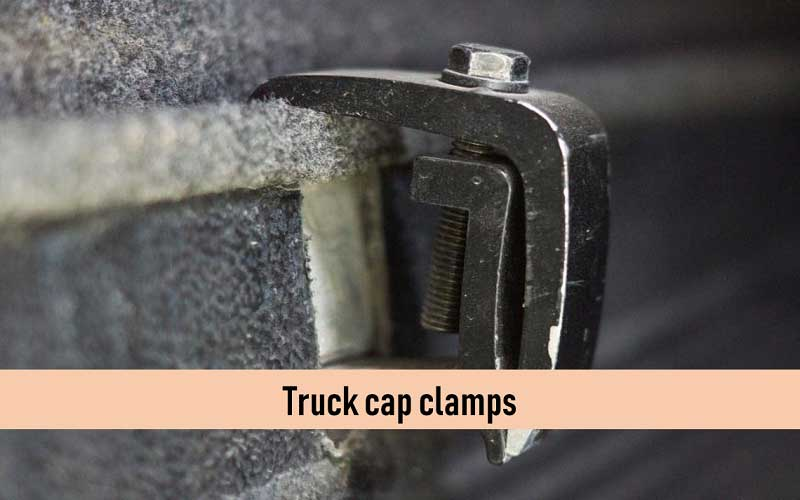 Best truck cap clamps choices list