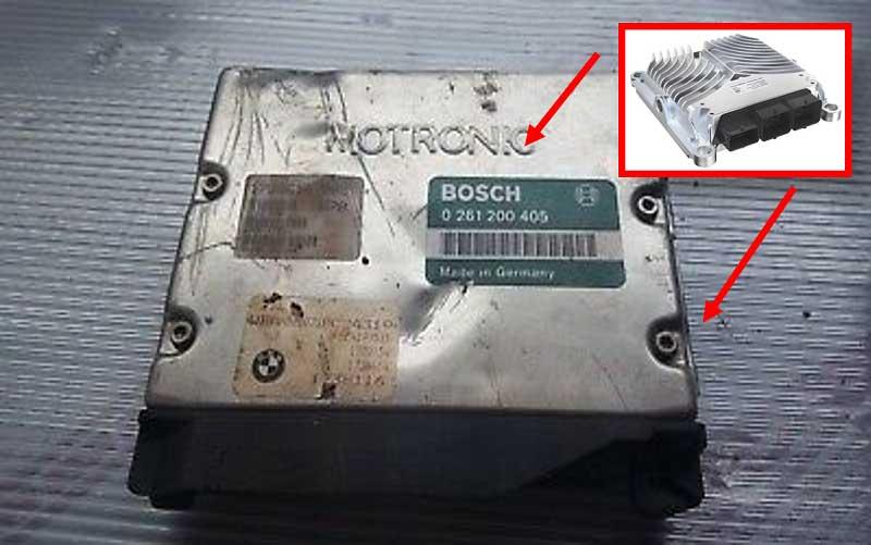 Defect in the Engine Control Unit ( ECU )