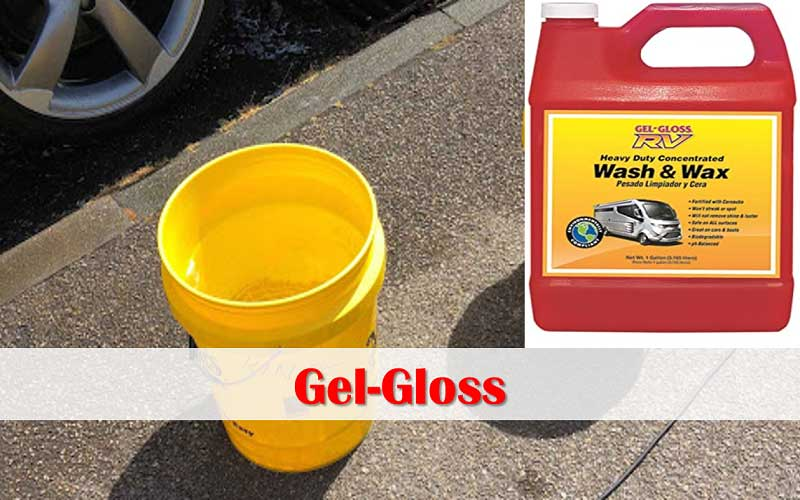 Gel-Gloss RV Wash and Wax review