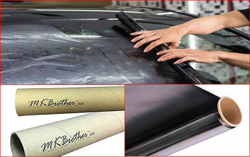 Mkbrother Uncut Roll Window Tint Film review