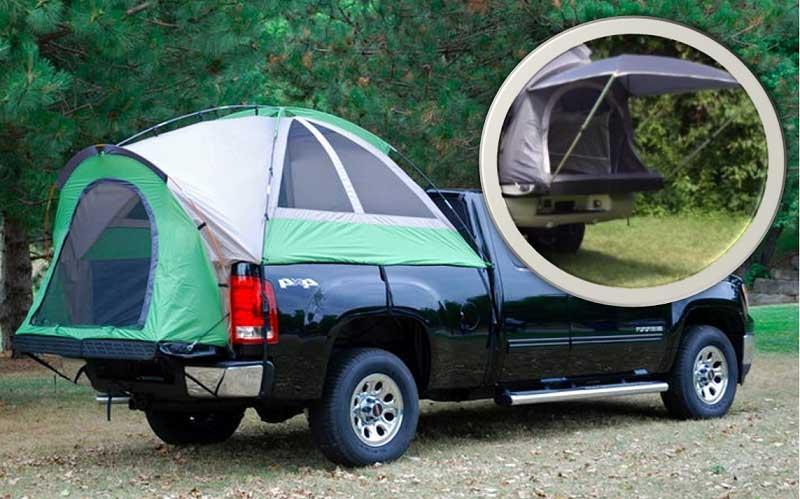 Quictent Waterproof Truck Tents review