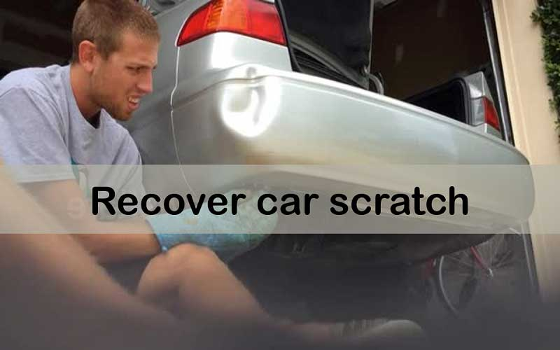 Recover the Scratches