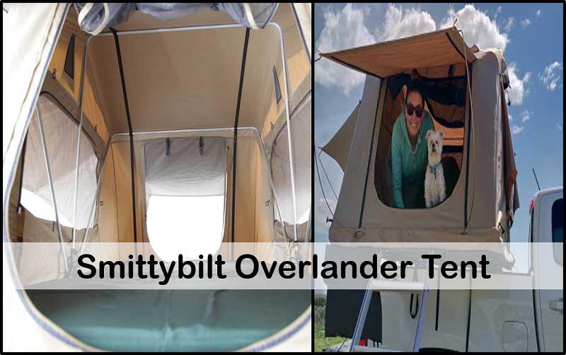 Smittybilt Overlander Tent review