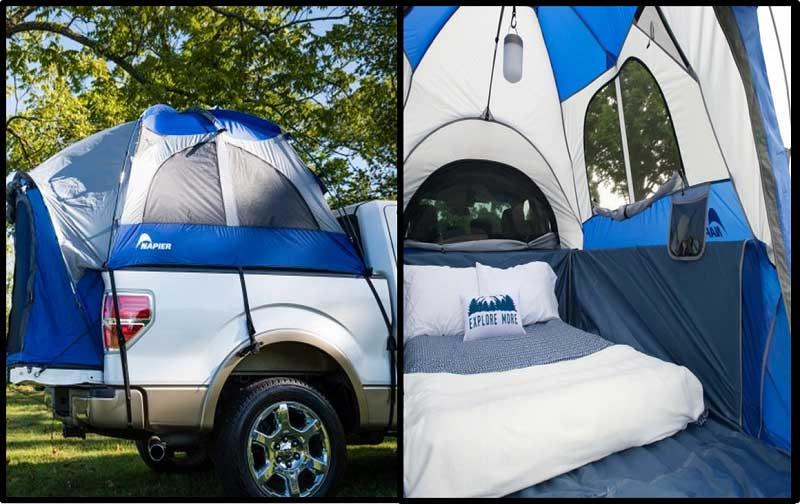 Sportz Truck Tent Blue/Grey review