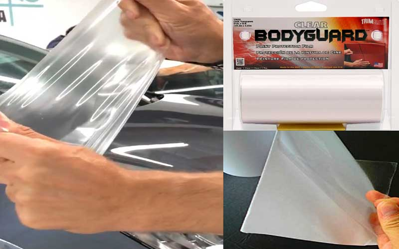 Trimbrite BodyGuard Clear Smooth Protection Film review