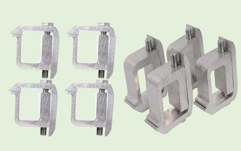 XSTRAP 4PK Mounting Clamps review
