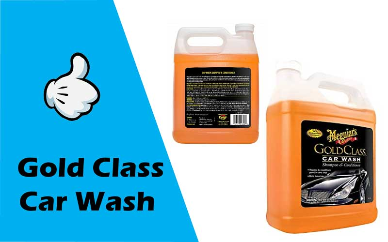 Meguiar's G7101FFP Gold Class Car Wash review