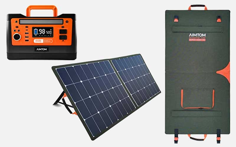 AIMTOM SolarPal Portable Solar Panel review