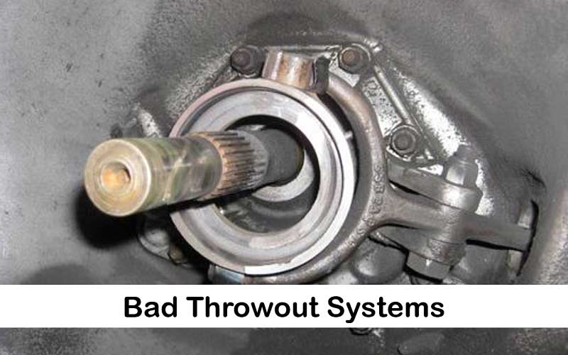 Bad Throwout Systems
