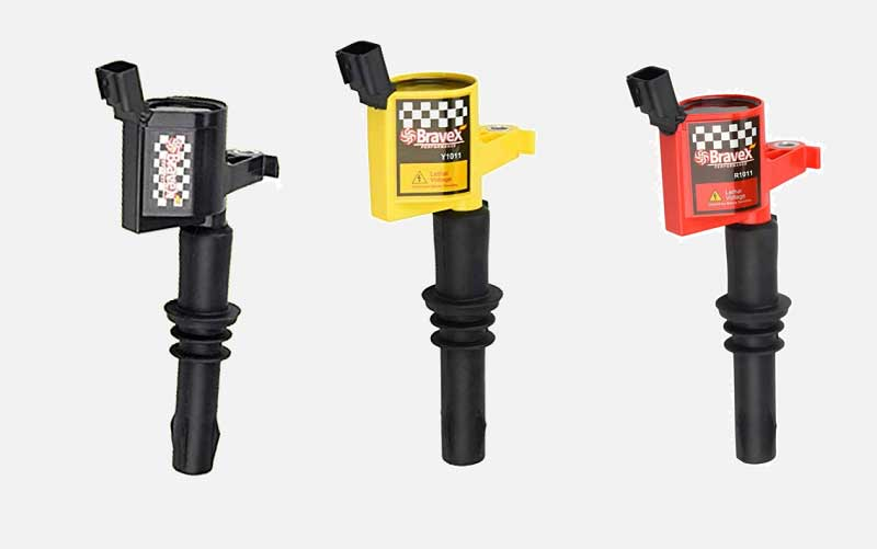 Bravex 8 Pack Straight Boot Ignition Coils review