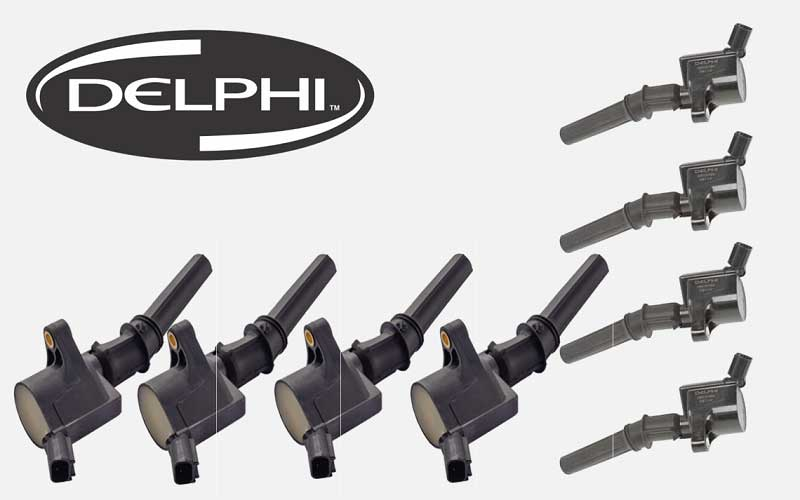DELPHI Ignition Coil for Ford (set of 8) review