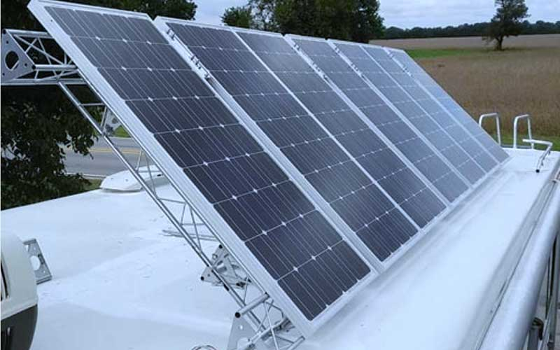 HQST 4 Packs Polycrystalline Solar Panel review