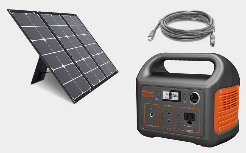 Jackery SolarSaga Solar Panel review