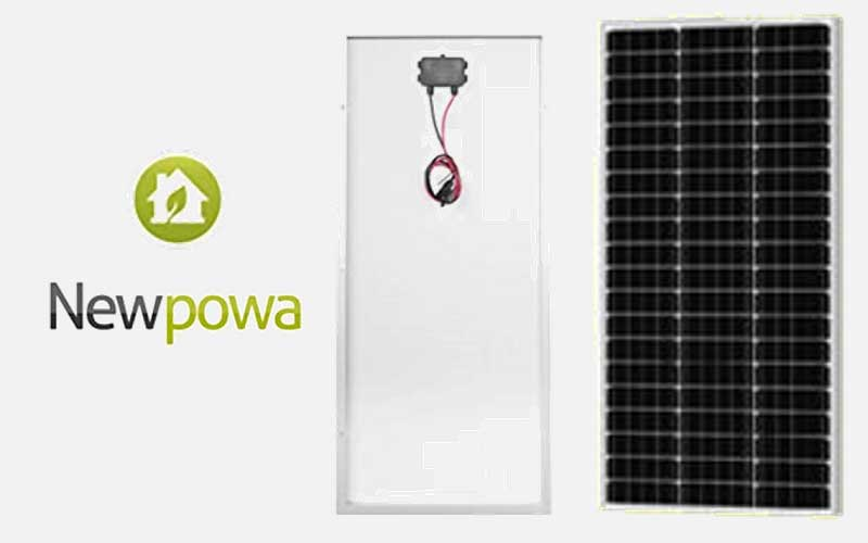Newpowa Monocrystalline Solar Panel review