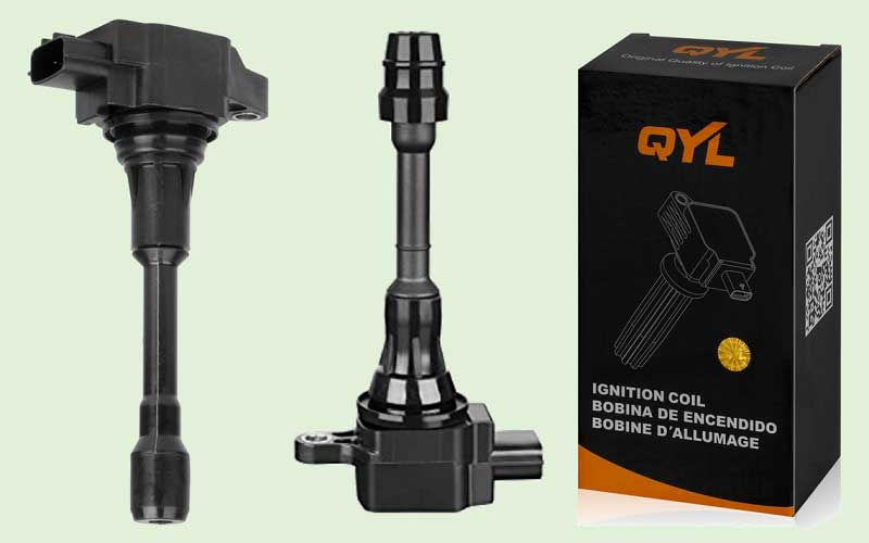 QYL 4Pcs Ignition Coils Pack Replacement for Nissan Altima Cube Sentra Rogue review