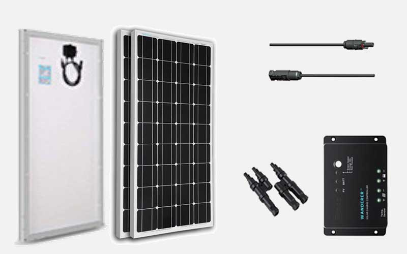 Renogy Monocrystalline Solar RV Kit review