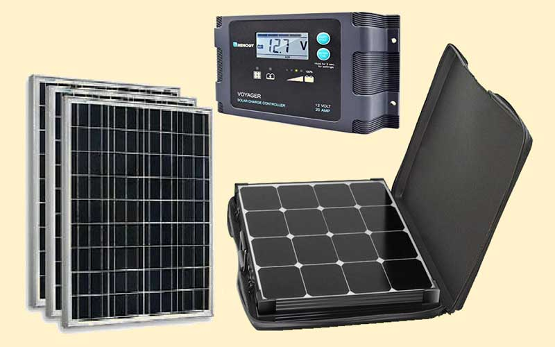 Renogy Off Grid Portable Foldable Solar Panel review