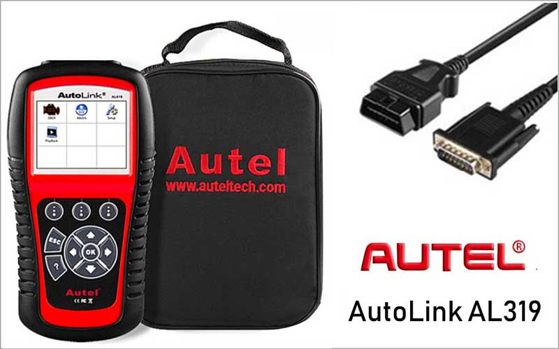 AUTEL AUTOLINK OBD2 SCANNER review