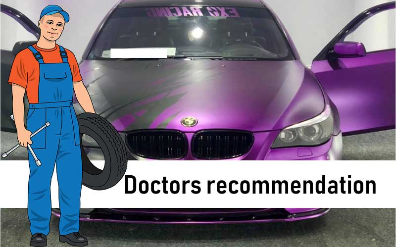 What the doctors (auto shop workers) recommend