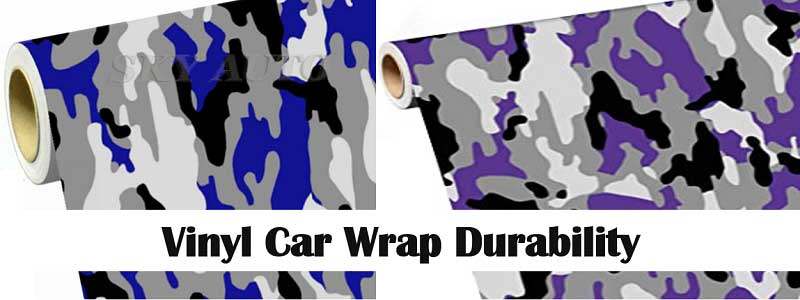 How long does Vinyl Car Wrap last
