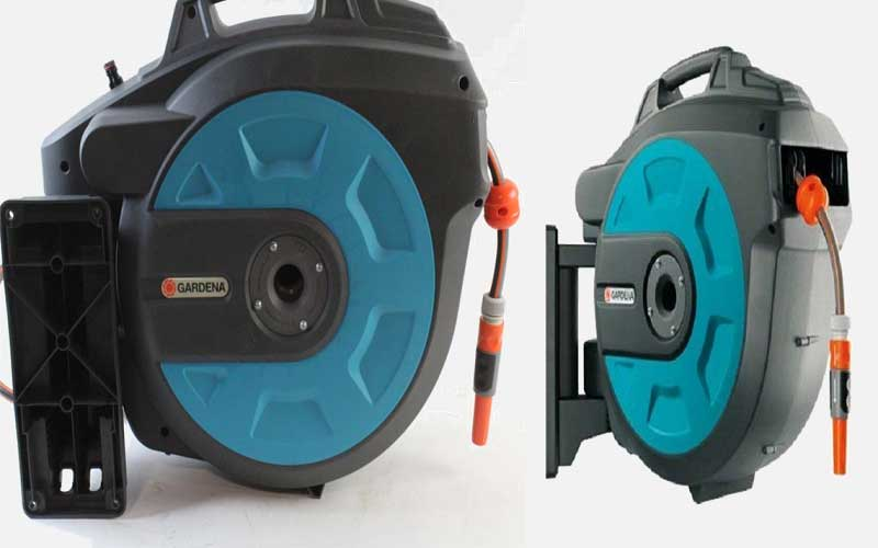 GARDENA Retractable Hose Reel review