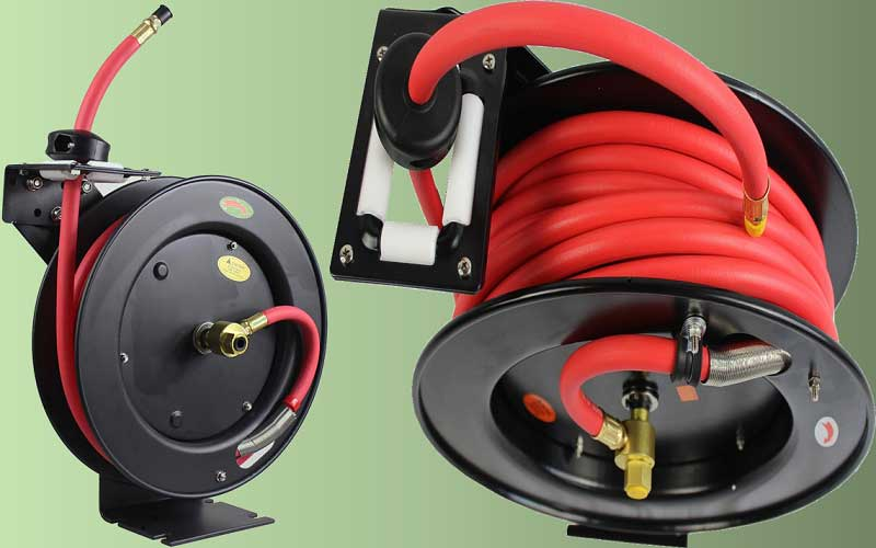 MaxWorks 80720 Air hose Reel review